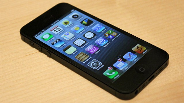 Нов дисплей за Iphone 5